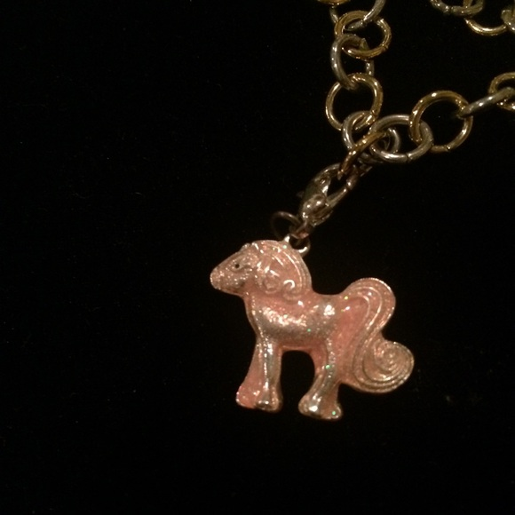 Claire's Other - Claire's Pink Pony Charm